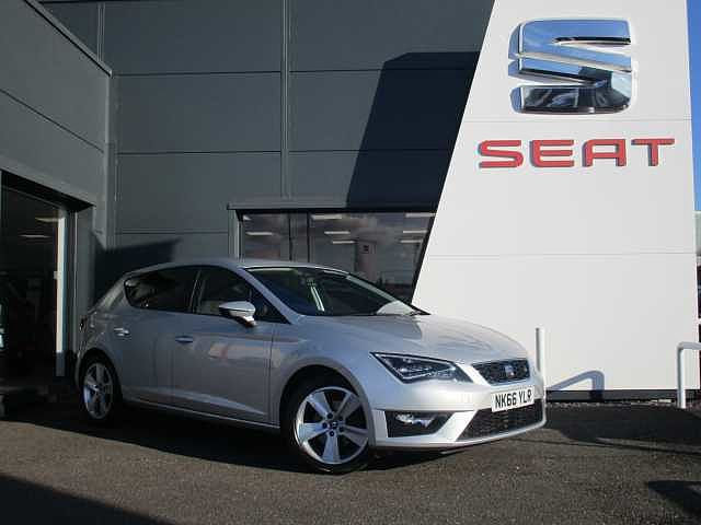 SEAT New Leon 1.4 EcoTSI (150PS) FR DSG Hatchback 5-Dr